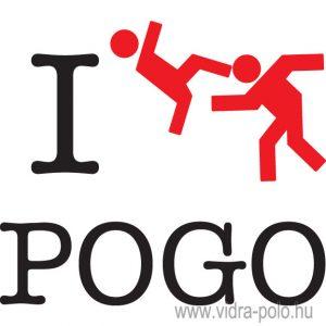 I love pogo
